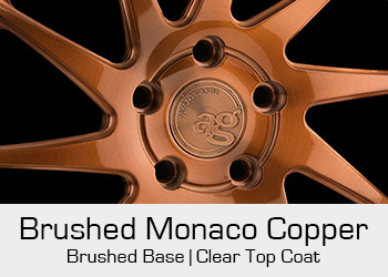 Avant Garde Bespoke Level 3 Brushed Monaco Copper