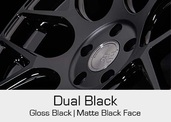 Avant Garde Bespoke Level 3 Dual Black