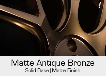 Avant Garde Bespoke Level 3 Matte Antique Bronze