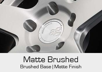 Avant Garde Bespoke Level 3 Matte Brushed