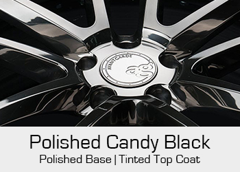 Avant Garde Bespoke Level 3 Polished Candy Black