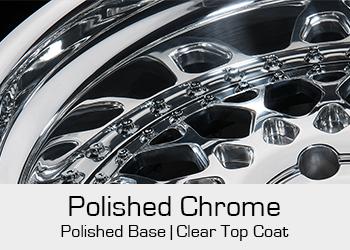 Avant Garde Bespoke Level 3 Polished Chrome