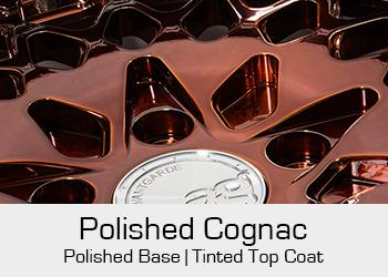 Avant Garde Bespoke Level 3 Polished Cognac