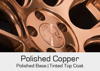 Avant Garde Bespoke Level 3 Polished Copper
