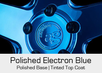 Avant Garde Bespoke Level 3 Polished Electron Blue