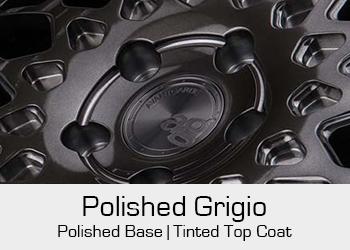Avant Garde Bespoke Level 3 Polished Grigio
