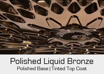 Avant Garde Bespoke Level 3 Polished Liquid Bronze