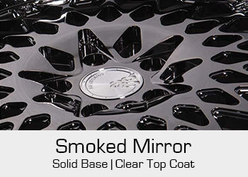 Avant Garde Bespoke Level 3 Smoked Mirror