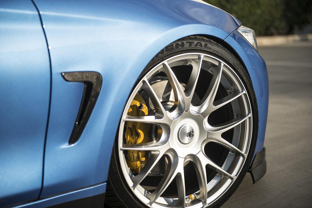 Avant Garde M410 Wheels in Hyper Silver BMW F32 (7)