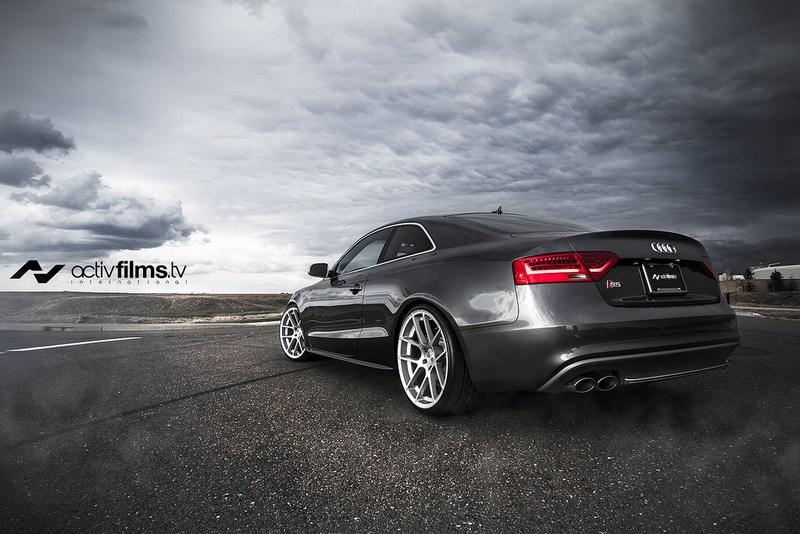 Audi S5 B8 Avant Garde M510 Wheels