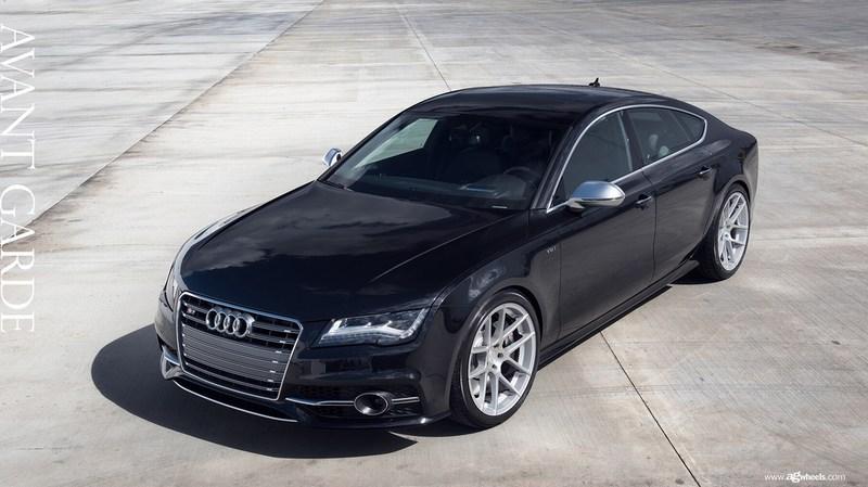 Audi S7 Avant Garde M510 Wheels