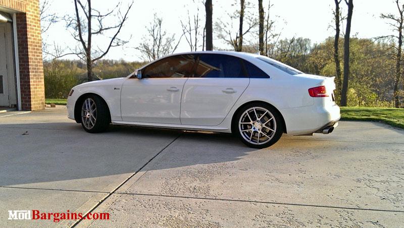 Audi S4 B8 Avant Garde M510 Wheels