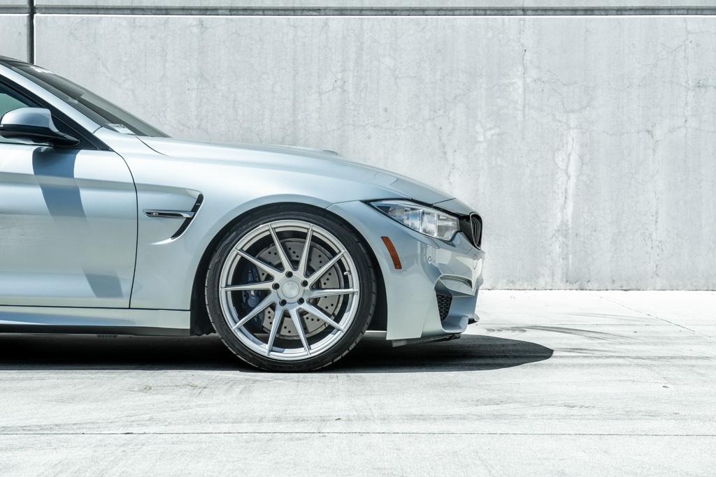Avant Garde M621 Wheels in Brushed Liquid Silver