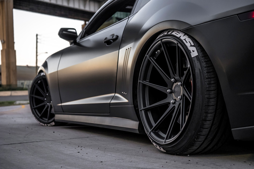 Avant Garde M621 Wheels in Matte Black (3)