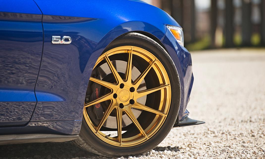 Avant Garde M621 Wheels in Gold Bullion (3)