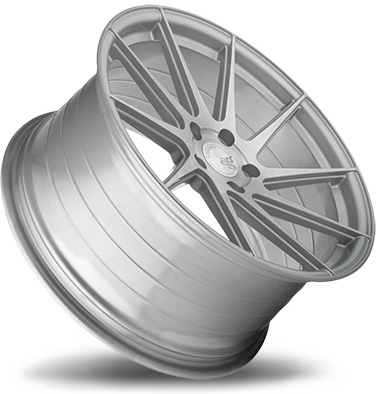 Avant Garde M621 Wheels in Brushed Liquid Silver for Chevrolet