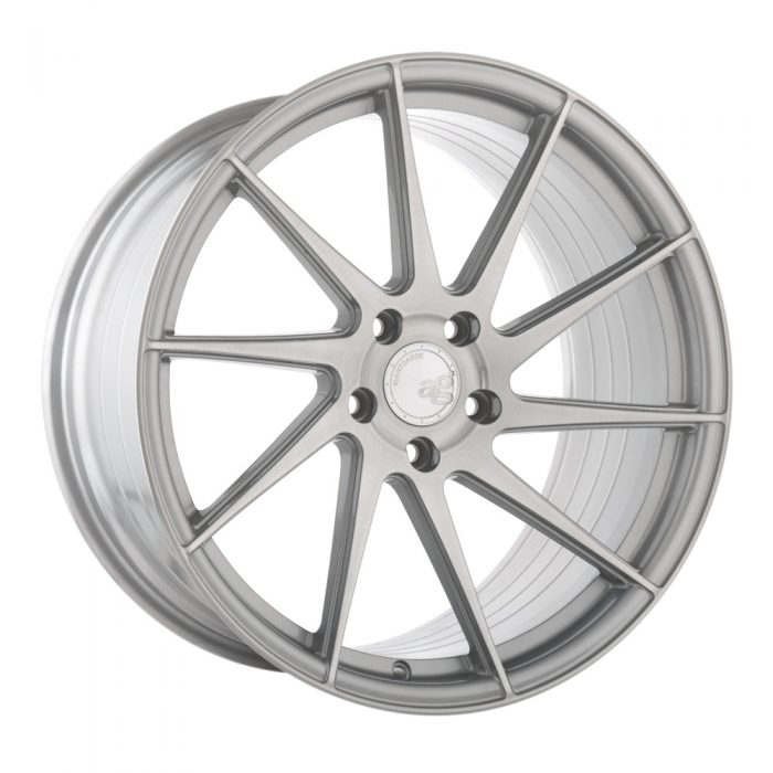 Avant Garde AG M621 Wheels in Brushed Liquid Silver