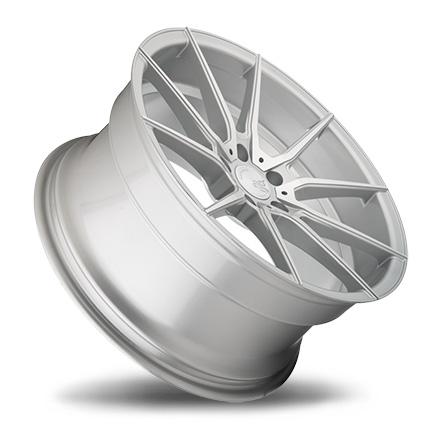 Avant Garde M652 Wheels in Machine Silver for BMW