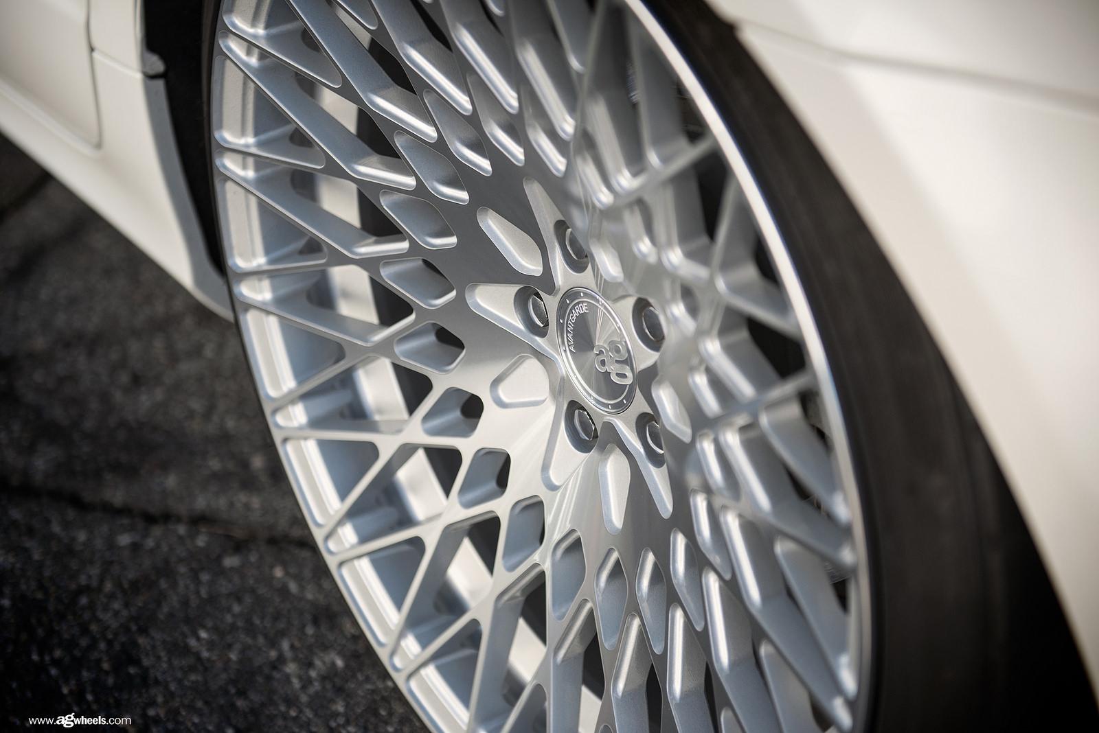 Avant Garde M540 Wheels for Mercedes-Benz 19in/20in 5x112mm