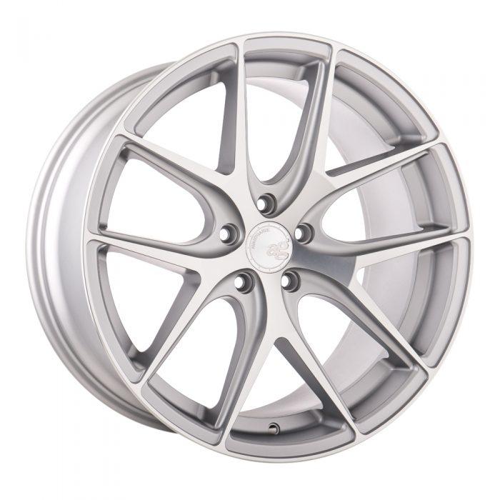 Avant Garde M580 Wheels in Satin Silver
