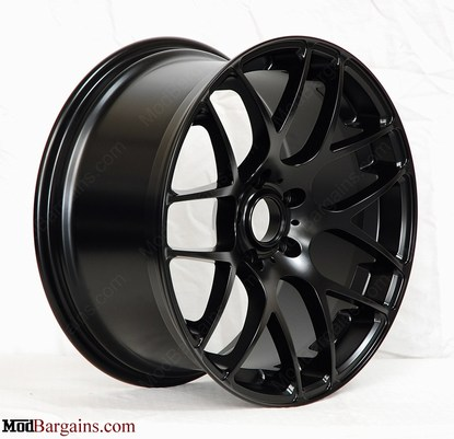 Avant Garde M310 Wheel Matte Black Right Barrel