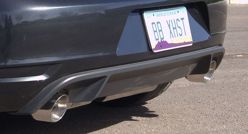 Billy Boat CatBack Exhaust System Tips on VW GTI MK6