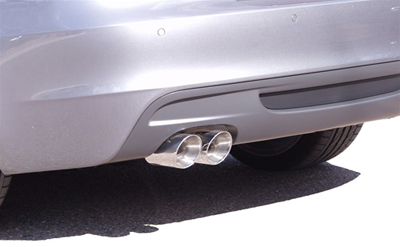 Billy Boat Axle-Back Exhaust Installed on BMW 135i E82
