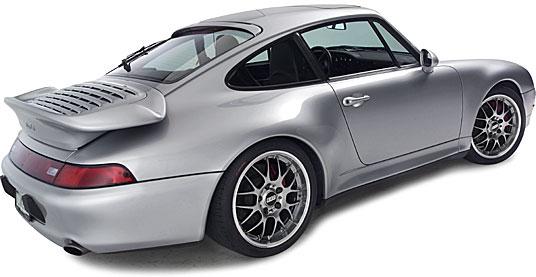 BBS RS-GT Forged Porsche Wheels