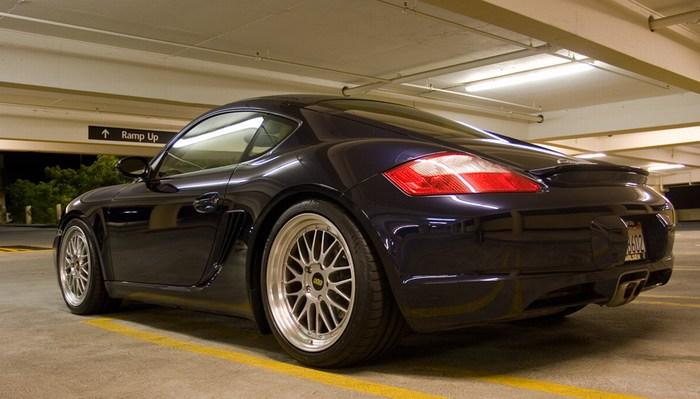 BBS LM Forged Porsche Wheels Diamond Silver