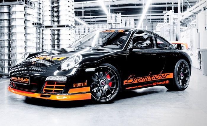 BBS CHR Porsche Wheels