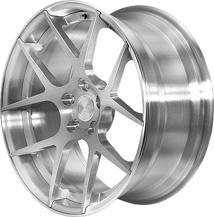 BC Racing Wheels HB 05S Brushed(rim) Brushed(disk)