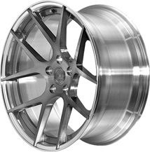 BC Racing Wheels HB 05S Brushed Black