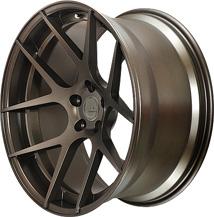 BC Racing Wheels HB 05S Matte Bronze(rim) Matte Bronze(disk)
