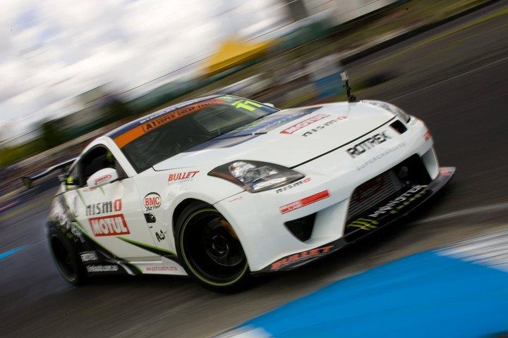 BMC Air Filter Nissan Race Sponsor