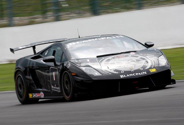 BMC Air Filter Lamborghini Race Sponsor
