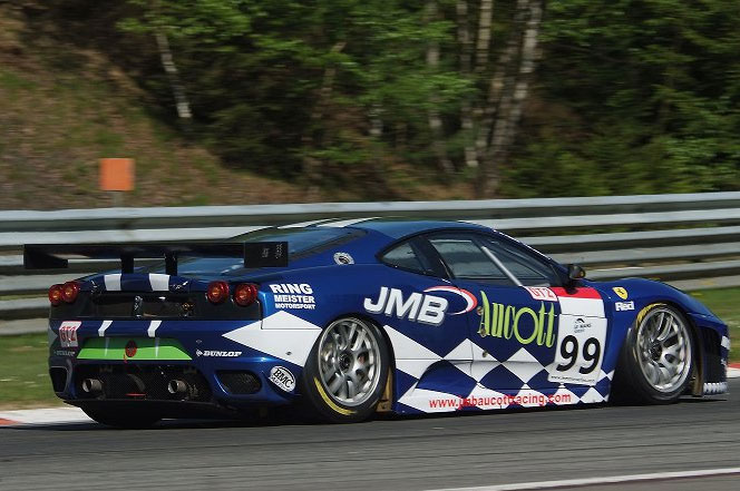 BMC racing Ferrari