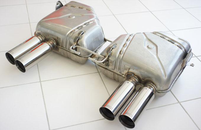 BMW Performance Exhaust E90/E92/E93 M3