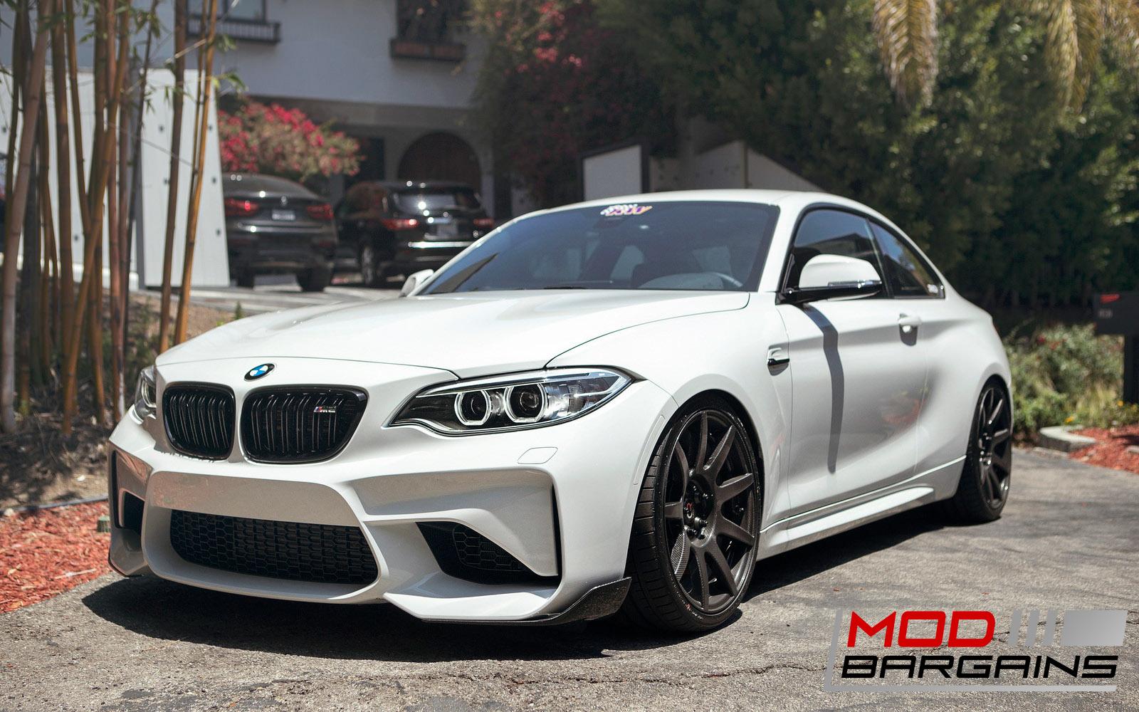 BMW M2 F87 Carbon Fiber Winglets