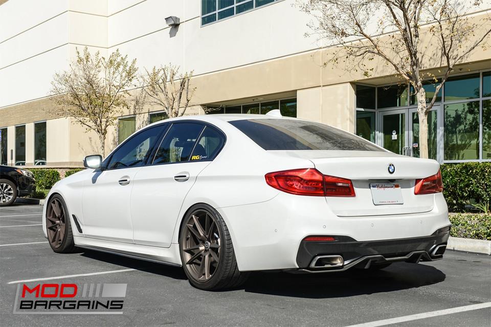 Carbon Fiber Side Skirts BMW G30 530i 540i M550i xDrive F90 M5 JL Motoring
