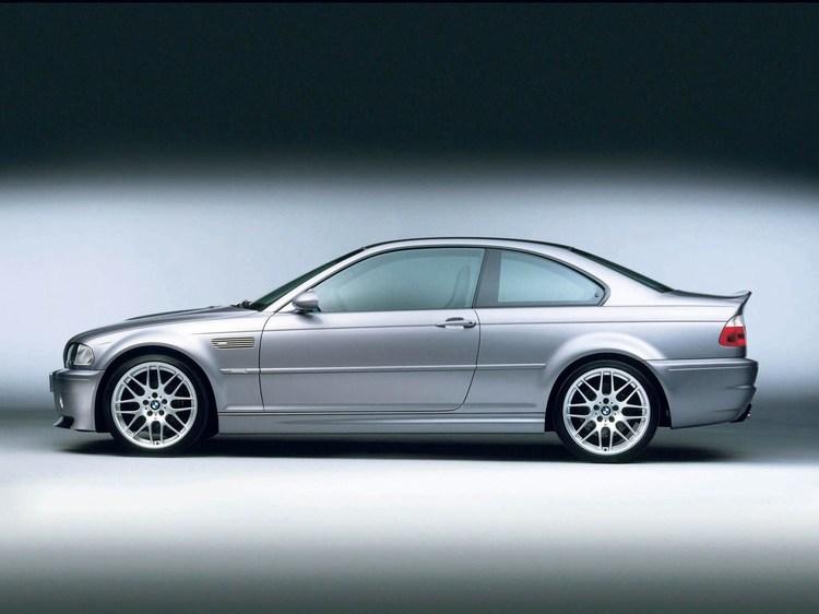 BMW OEM E46 M3 ZCP Wheels