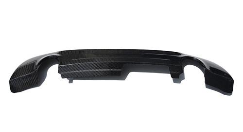 bmw e92 335i carbon fiber rear diffuser