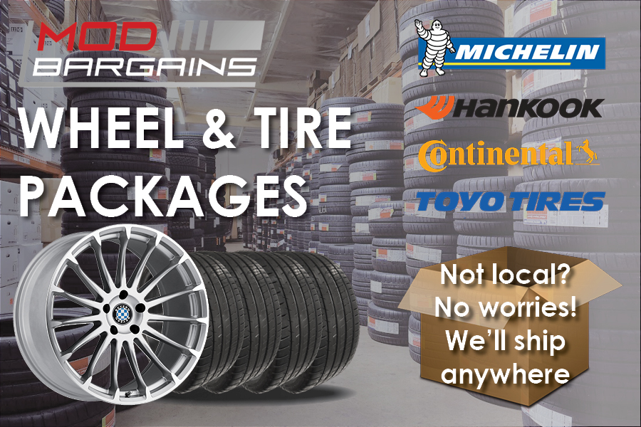 Beyern Aviatic Wheel and Tire Package