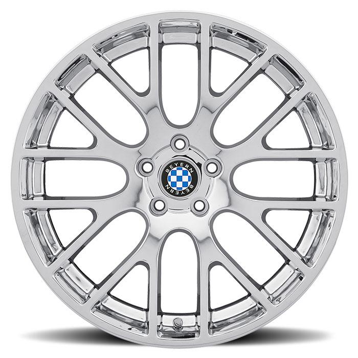 Beyern Wheels Spartan Chrome Face