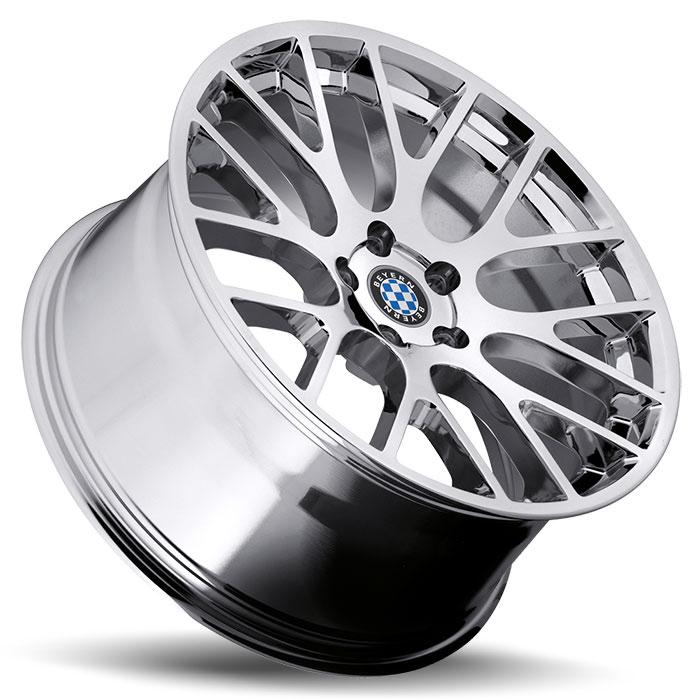 Beyern Wheels Spartan Chrome Side