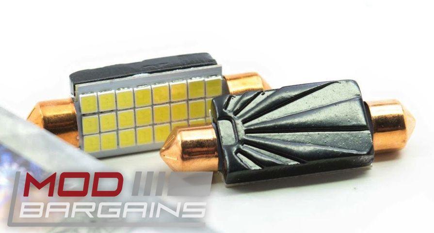 Morimoto XB Festoon 2.0 LED Replacement Bulb 31mm White..Modbargains.com