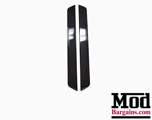 Carbon Fiber Door Sill Plates For 2012+ Ford Focus and Focus ST [INT-124-249]