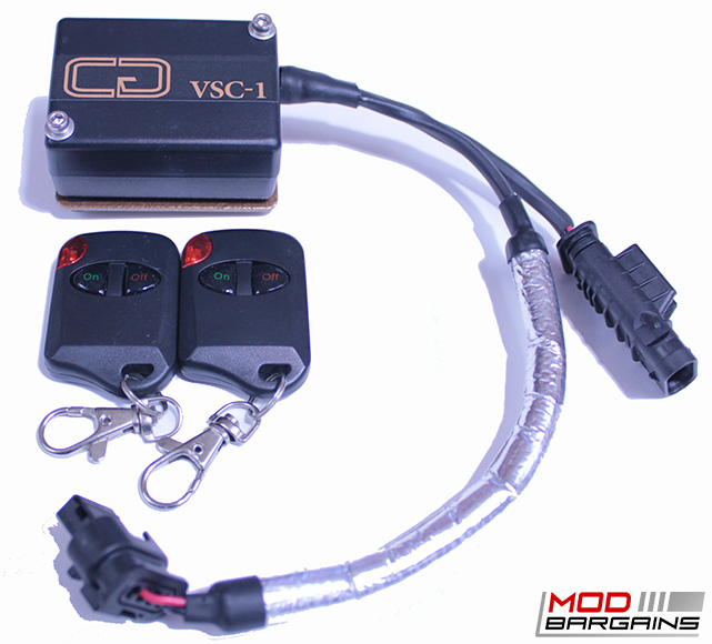 CG Precision Variable Sound Controller VSC-1 for BMW