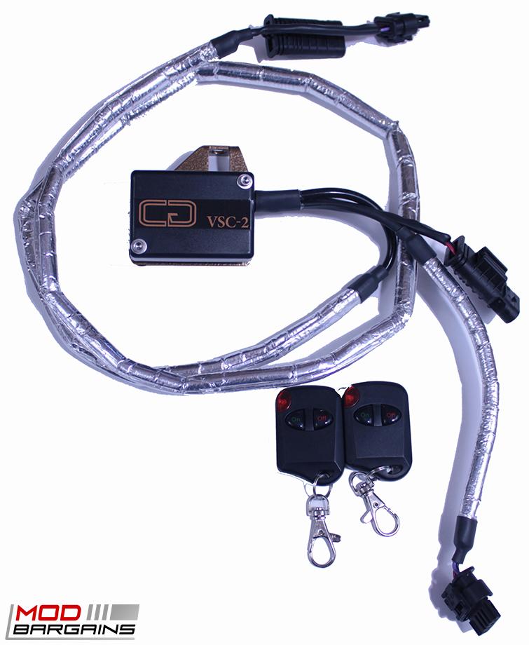 Variable Sound Controller VSC-2 for BMW