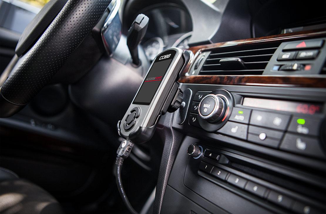 COBB AccessPort V3 Installed BMW N54 (2)