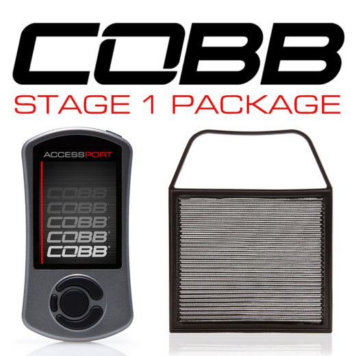Cobb Tuning BMW N54 Stage 1 Power Package